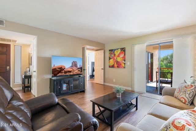 9345 N 92ND Street #205, Scottsdale, AZ 85258 (MLS #6287595) :: Conway Real Estate