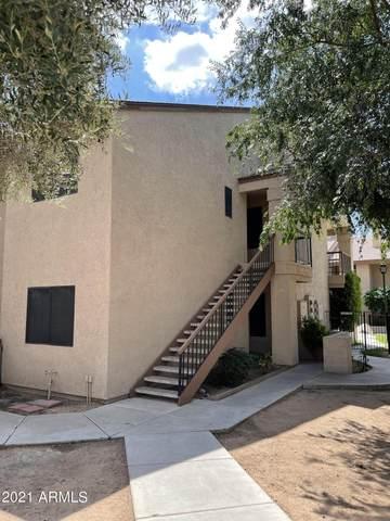 6550 N 47TH Avenue #201, Glendale, AZ 85301 (MLS #6287637) :: Arizona 1 Real Estate Team