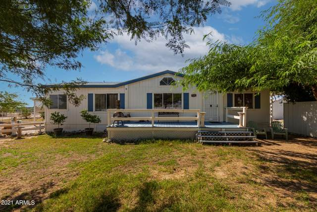 21633 W Narramore Road, Buckeye, AZ 85326 (MLS #6287647) :: The Ellens Team