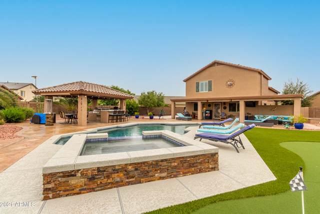 20583 N Mac Neil Court, Maricopa, AZ 85138 (MLS #6287656) :: Service First Realty