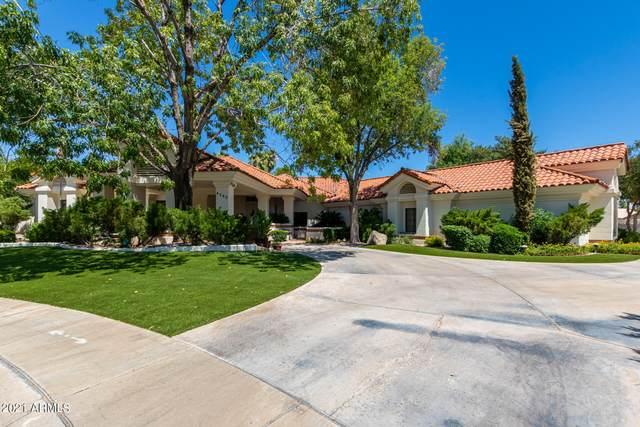 4763 E Harmony Circle, Mesa, AZ 85206 (MLS #6287678) :: Elite Home Advisors