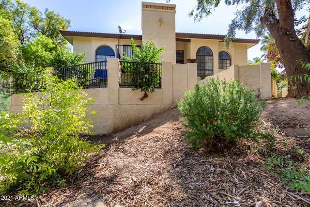 5036 E Siesta Drive #1, Phoenix, AZ 85044 (MLS #6287681) :: Executive Realty Advisors
