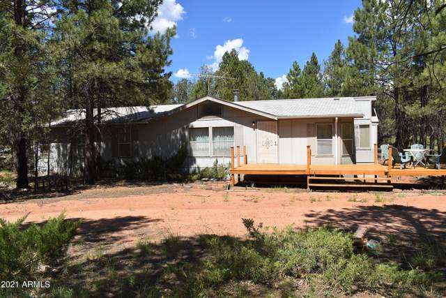 5831 Pine Needle Drive, Happy Jack, AZ 86024 (MLS #6287696) :: Zolin Group