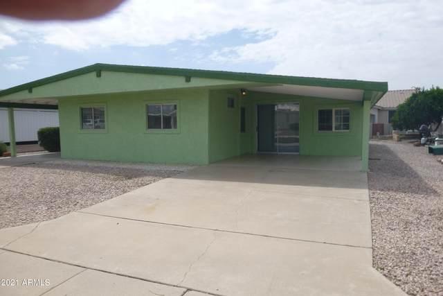 5425 E Hermosa Vista Drive E, Mesa, AZ 85215 (MLS #6287724) :: Service First Realty