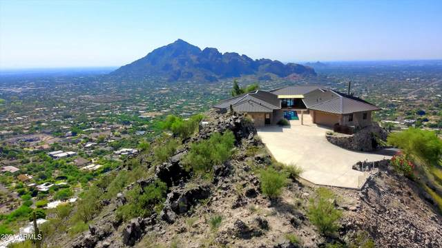 4202 E Lamar Road, Paradise Valley, AZ 85253 (MLS #6287756) :: The Daniel Montez Real Estate Group