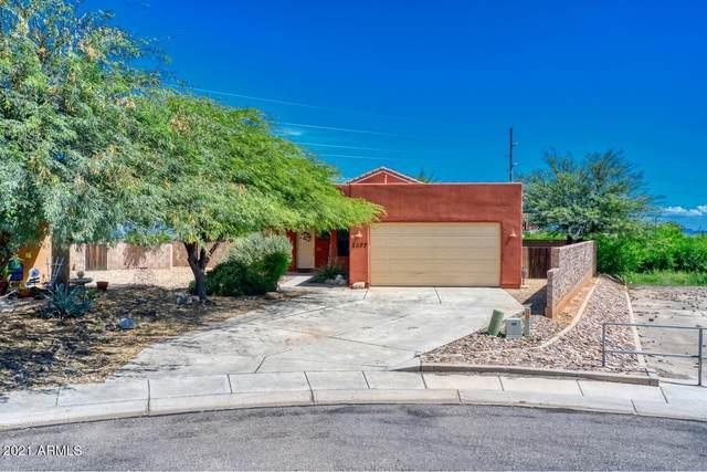 2277 Van Deman Street, Sierra Vista, AZ 85635 (MLS #6287766) :: Yost Realty Group at RE/MAX Casa Grande