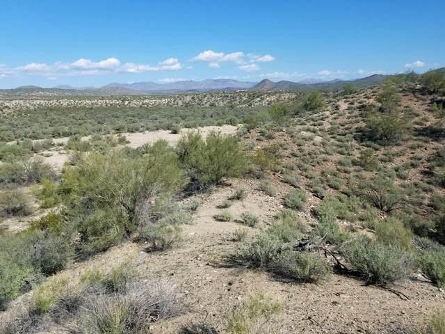 01 Grantham Ranch Rd, Wickenburg, AZ 85390 (MLS #6287774) :: Keller Williams Realty Phoenix