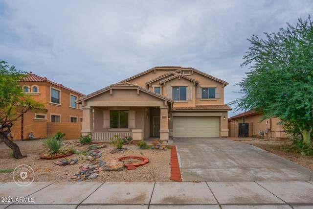 16186 W Williams Street, Goodyear, AZ 85338 (MLS #6287793) :: Yost Realty Group at RE/MAX Casa Grande