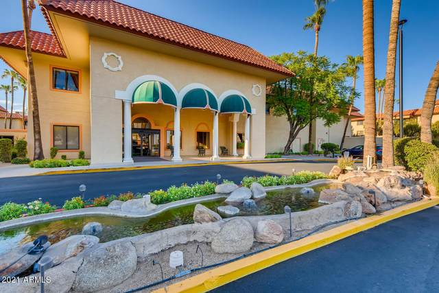 10330 W Thunderbird Boulevard C320, Sun City, AZ 85351 (MLS #6287813) :: Hurtado Homes Group