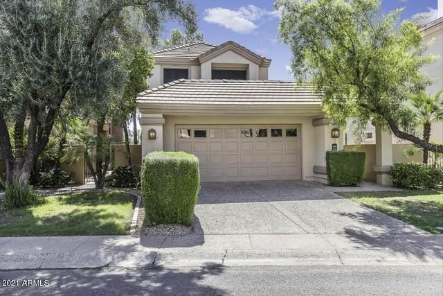 7525 E Gainey Ranch Road #134, Scottsdale, AZ 85258 (MLS #6287814) :: Elite Home Advisors