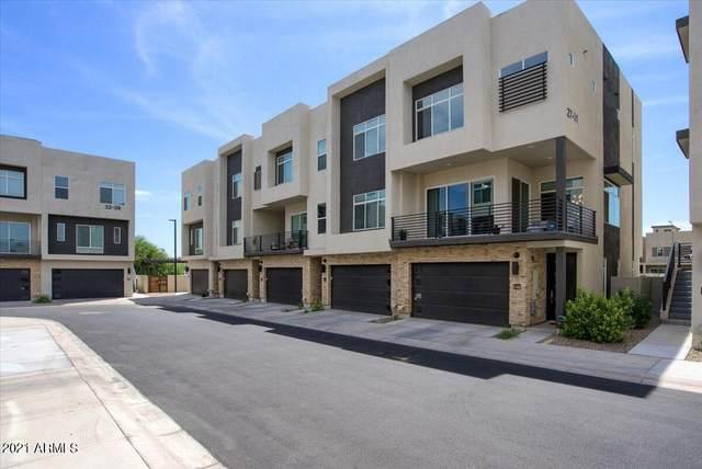6850 E Mcdowell Road #27, Scottsdale, AZ 85257 (MLS #6287848) :: Yost Realty Group at RE/MAX Casa Grande