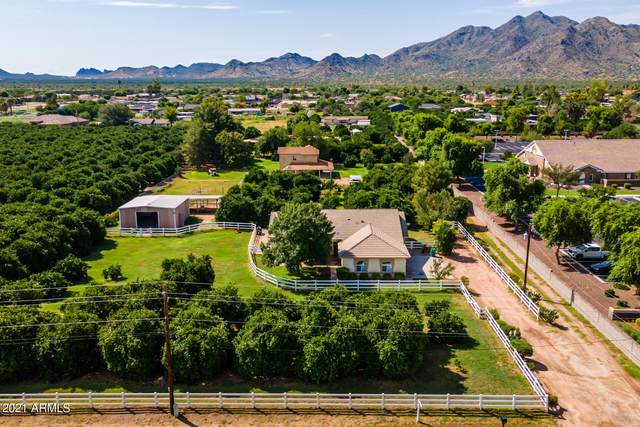 18005 E San Tan Boulevard, Queen Creek, AZ 85142 (MLS #6287857) :: My Home Group