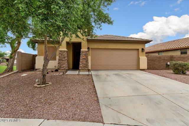 24880 W Dove Trail, Buckeye, AZ 85326 (MLS #6287858) :: Arizona Home Group