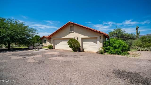 10712 E Hummingbird Lane, Gold Canyon, AZ 85118 (MLS #6287860) :: Yost Realty Group at RE/MAX Casa Grande