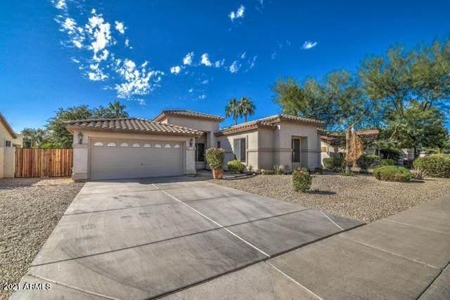 734 S Roanoke Street, Gilbert, AZ 85296 (MLS #6287876) :: Elite Home Advisors