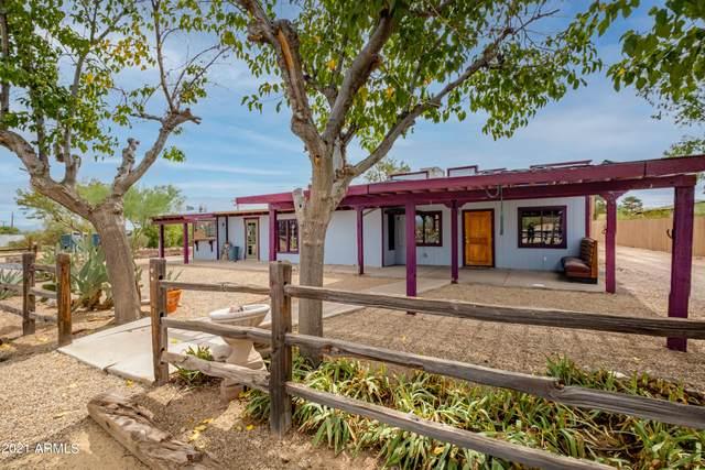 1235 W Wickenburg Way, Wickenburg, AZ 85390 (MLS #6287917) :: The Copa Team | The Maricopa Real Estate Company