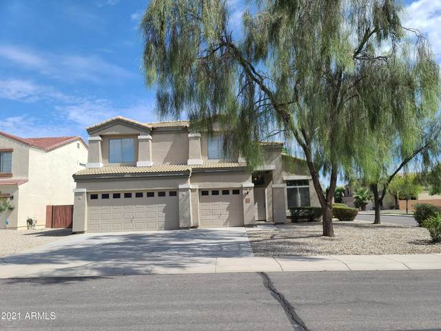 3412 W Sunshine Butte Drive, San Tan Valley, AZ 85142 (MLS #6287932) :: Klaus Team Real Estate Solutions
