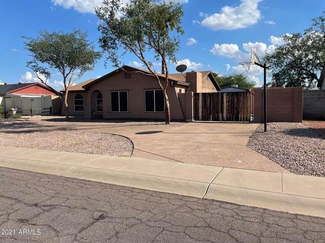 4027 E Emile Zola Avenue, Phoenix, AZ 85032 (MLS #6287947) :: Yost Realty Group at RE/MAX Casa Grande