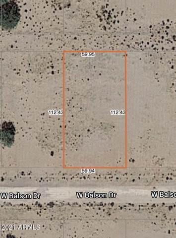 0000 W Balson Drive, Casa Grande, AZ 85193 (MLS #6287975) :: The Daniel Montez Real Estate Group