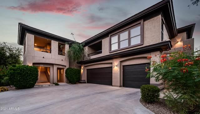 20121 N 76TH Street #1032, Scottsdale, AZ 85255 (MLS #6288002) :: Executive Realty Advisors