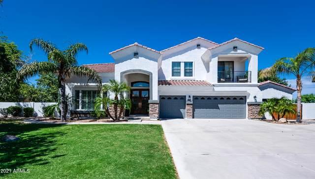 11734 E Bellflower Drive, Chandler, AZ 85249 (MLS #6288033) :: Keller Williams Realty Phoenix