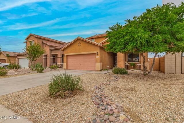 43970 W Palo Cedro Road, Maricopa, AZ 85138 (MLS #6288062) :: The Riddle Group