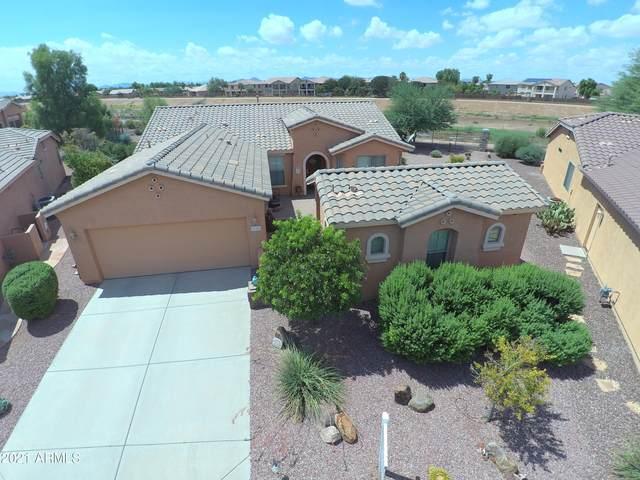 20202 N Harmony Pass, Maricopa, AZ 85138 (MLS #6288077) :: Elite Home Advisors