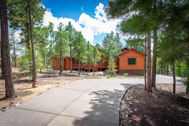 1131 E Pine Oaks Drive, Show Low, AZ 85901 (MLS #6288087) :: Keller Williams Realty Phoenix