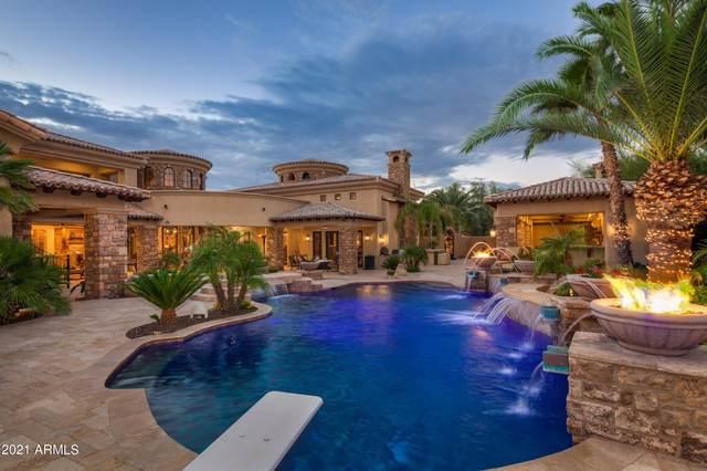 11549 E Cochise Drive, Scottsdale, AZ 85259 (MLS #6288090) :: Yost Realty Group at RE/MAX Casa Grande