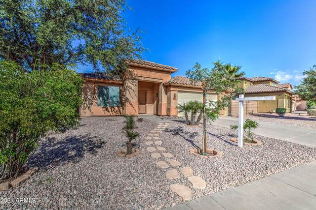 642 W Corriente Court, San Tan Valley, AZ 85143 (MLS #6288094) :: NextView Home Professionals, Brokered by eXp Realty