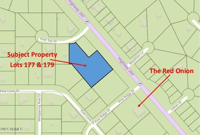 1917 State Route 260, Heber, AZ 85928 (MLS #6288118) :: Fred Delgado Real Estate Group