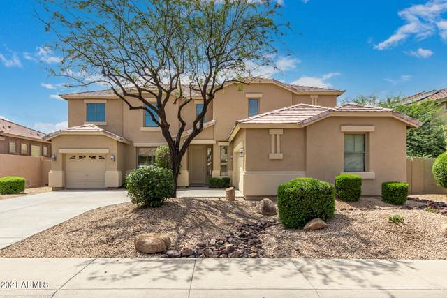 4133 E Pullman Road, Cave Creek, AZ 85331 (MLS #6288121) :: Executive Realty Advisors