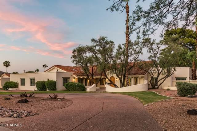 6215 N 61ST Place, Paradise Valley, AZ 85253 (MLS #6288134) :: Keller Williams Realty Phoenix