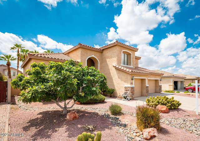 693 W Raven Drive, Chandler, AZ 85286 (MLS #6288141) :: Klaus Team Real Estate Solutions