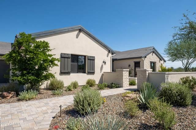 3250 Maverick Drive, Wickenburg, AZ 85390 (MLS #6288208) :: Elite Home Advisors