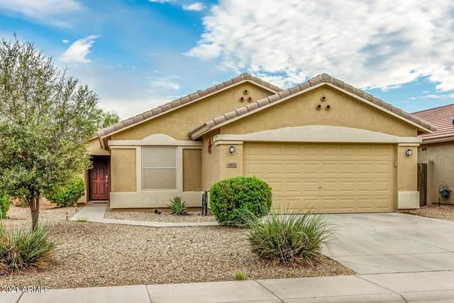 44527 W Windrose Drive, Maricopa, AZ 85138 (MLS #6288224) :: Klaus Team Real Estate Solutions