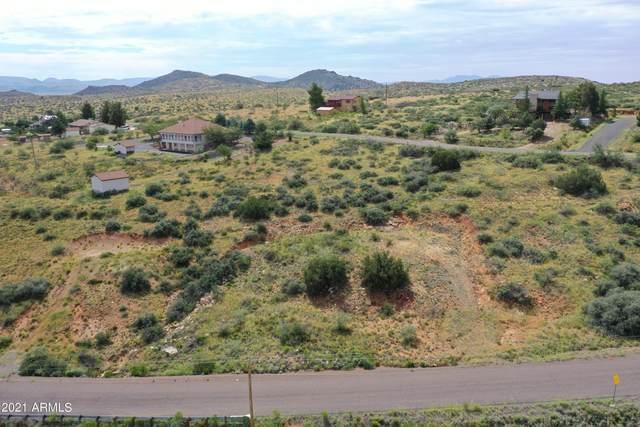 20105 E Tonelea Trail, Mayer, AZ 86333 (MLS #6288246) :: Executive Realty Advisors