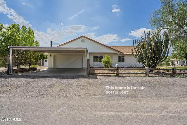11315 E Elton Avenue, Mesa, AZ 85208 (MLS #6288270) :: Elite Home Advisors