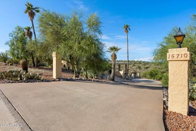 15710 E Centipede Drive, Fountain Hills, AZ 85268 (MLS #6288273) :: The Daniel Montez Real Estate Group