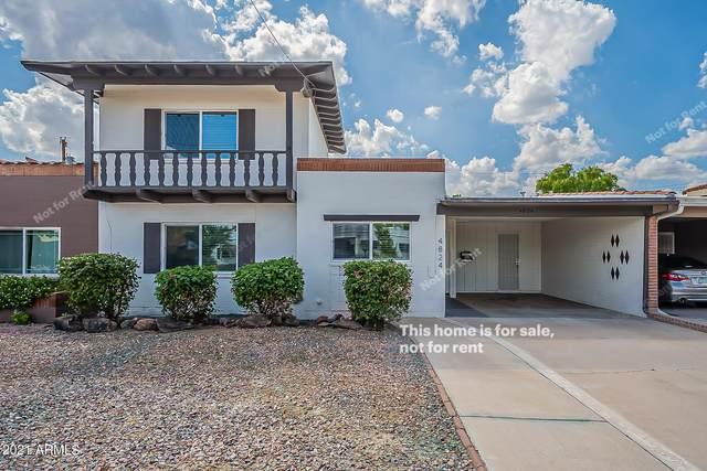 4824 N Miller Road, Scottsdale, AZ 85251 (MLS #6288301) :: The Dobbins Team