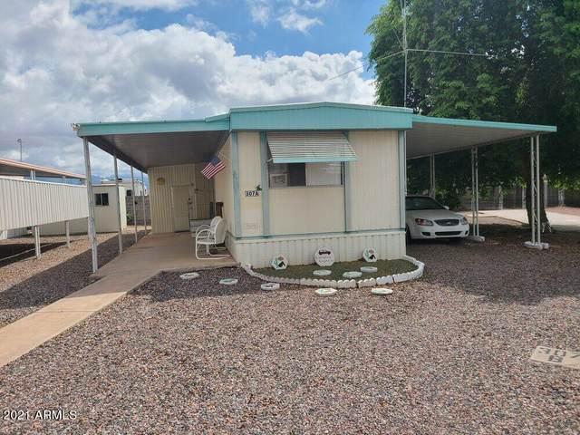 2175 W Southern Avenue 307A, Apache Junction, AZ 85120 (MLS #6288316) :: Zolin Group