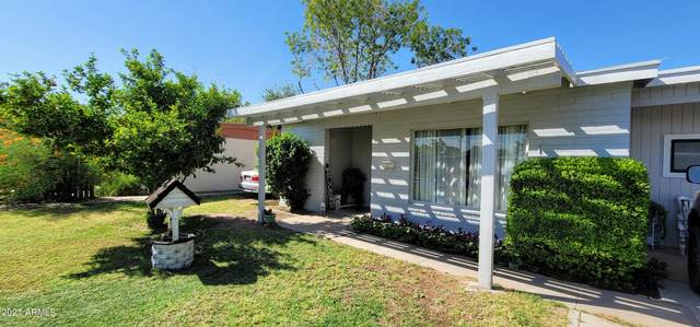 1014 E Eason Avenue, Buckeye, AZ 85326 (MLS #6288324) :: Arizona Home Group