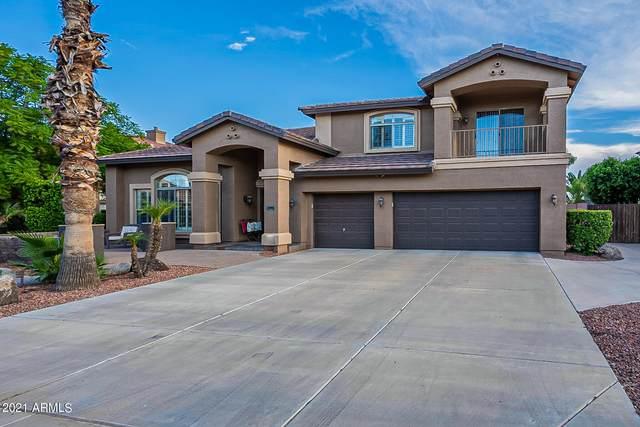 1685 E Coconino Drive, Chandler, AZ 85249 (MLS #6288326) :: The Daniel Montez Real Estate Group