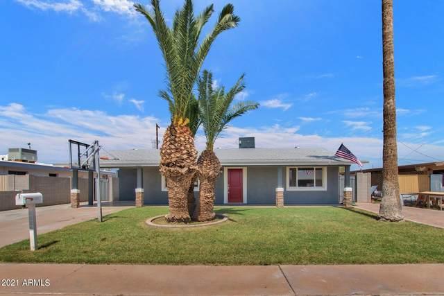 2262 E Birchwood Avenue, Mesa, AZ 85204 (MLS #6288339) :: Elite Home Advisors