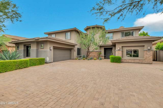 17471 N 100th Place, Scottsdale, AZ 85255 (MLS #6288340) :: The Everest Team at eXp Realty