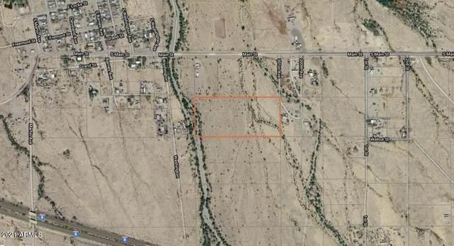0 No Name, Gila Bend, AZ 85337 (MLS #6288368) :: Yost Realty Group at RE/MAX Casa Grande