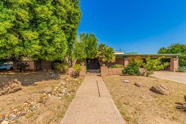 631 N Hall, Mesa, AZ 85203 (MLS #6288379) :: My Home Group