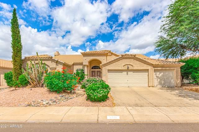 5448 E Woodridge Drive, Scottsdale, AZ 85254 (MLS #6288383) :: Elite Home Advisors