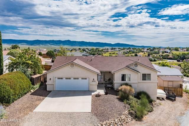 9175 E Longhorn Drive, Prescott Valley, AZ 86314 (MLS #6288466) :: The Dobbins Team