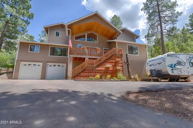 547 S Cotton Tail Lane, Pinetop, AZ 85935 (MLS #6288469) :: Elite Home Advisors